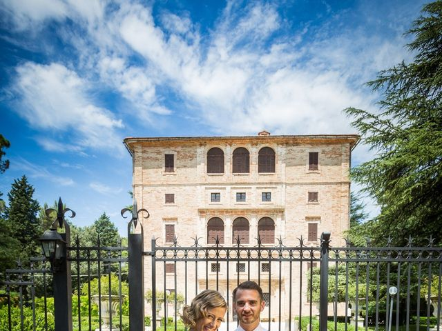 Il matrimonio di Manuel e Francesca a Staffolo, Ancona 28
