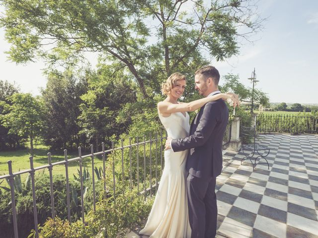 Il matrimonio di Manuel e Francesca a Staffolo, Ancona 38