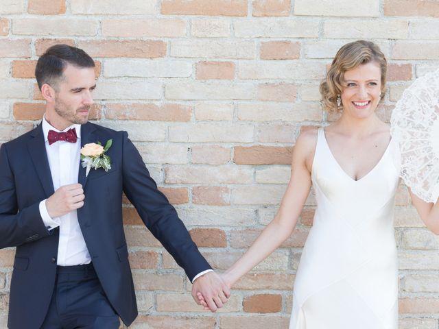 Il matrimonio di Manuel e Francesca a Staffolo, Ancona 41