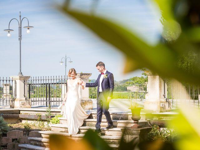Il matrimonio di Manuel e Francesca a Staffolo, Ancona 43