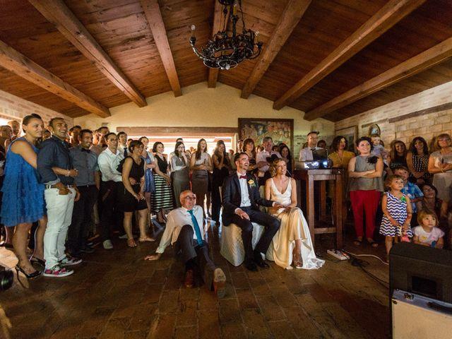 Il matrimonio di Manuel e Francesca a Staffolo, Ancona 44