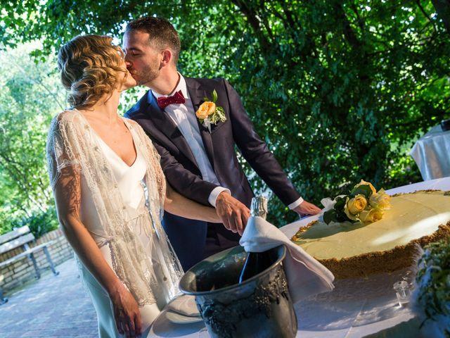 Il matrimonio di Manuel e Francesca a Staffolo, Ancona 51