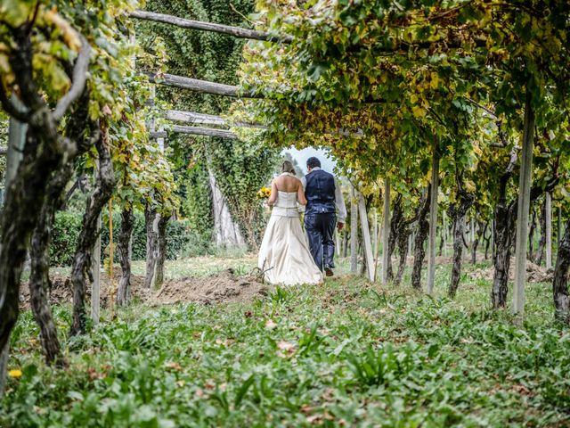 Il matrimonio di Alessandro e Marcella a Viverone, Biella 1