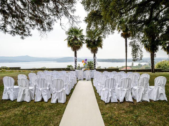 Il matrimonio di Alessandro e Marcella a Viverone, Biella 3