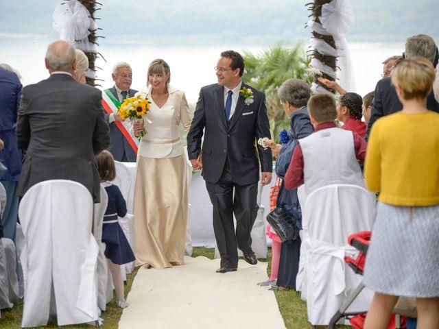 Il matrimonio di Alessandro e Marcella a Viverone, Biella 9