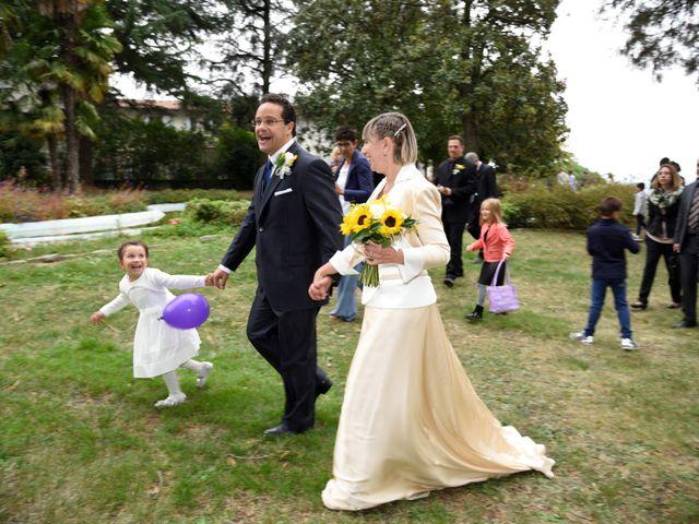 Il matrimonio di Alessandro e Marcella a Viverone, Biella 10