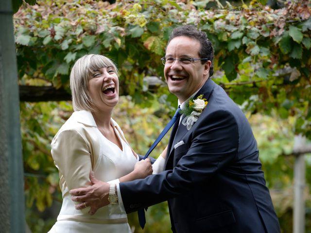 le nozze di Marcella e Alessandro