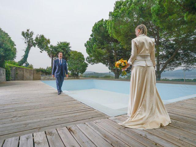 Il matrimonio di Alessandro e Marcella a Viverone, Biella 16