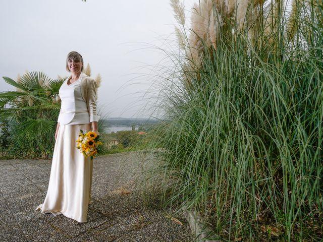Il matrimonio di Alessandro e Marcella a Viverone, Biella 20
