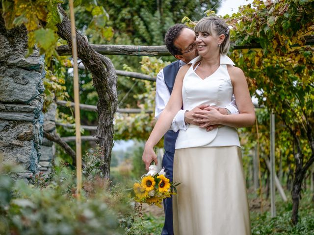 Il matrimonio di Alessandro e Marcella a Viverone, Biella 22