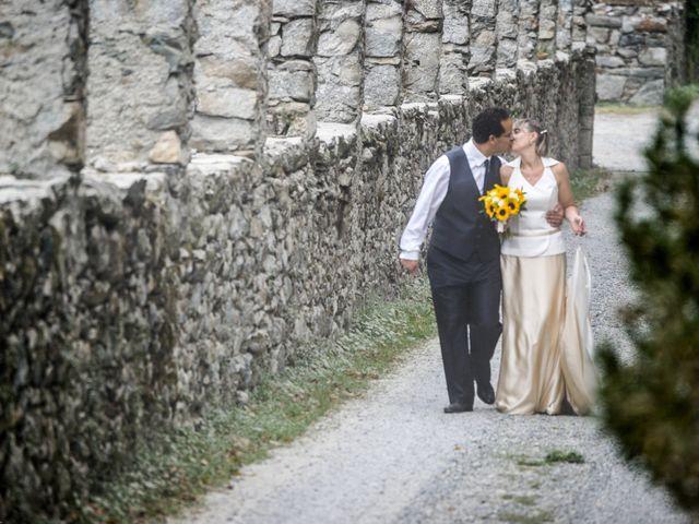 Il matrimonio di Alessandro e Marcella a Viverone, Biella 23