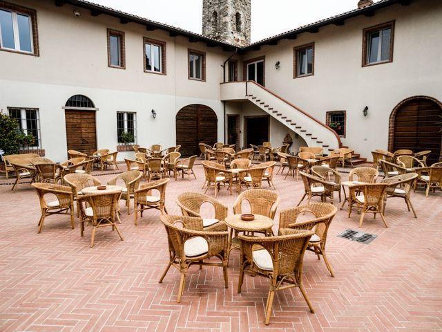 Il matrimonio di Alessandro e Marcella a Viverone, Biella 26