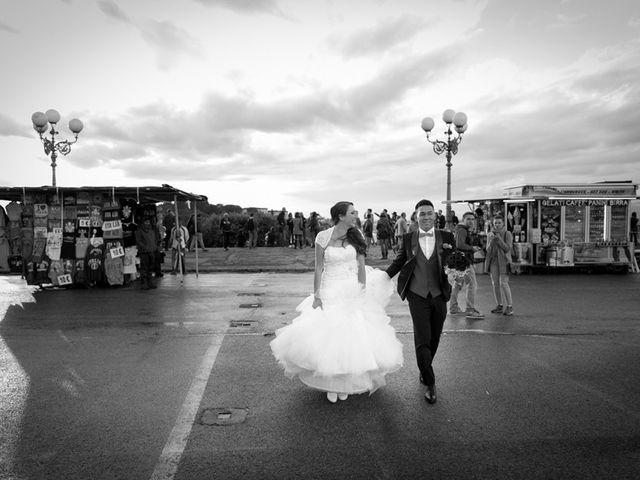 Il matrimonio di Takaharu e Erica a Firenze, Firenze 9
