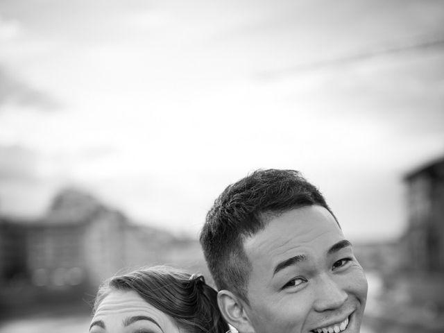 Il matrimonio di Takaharu e Erica a Firenze, Firenze 12