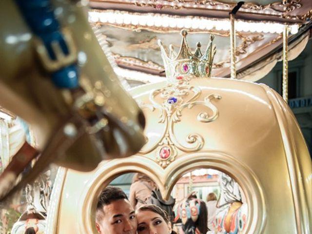 Il matrimonio di Takaharu e Erica a Firenze, Firenze 17