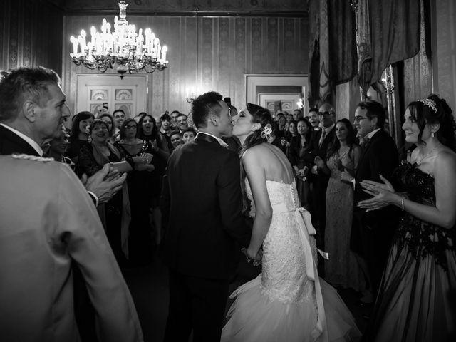 Il matrimonio di Takaharu e Erica a Firenze, Firenze 27
