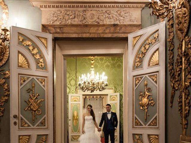 Il matrimonio di Takaharu e Erica a Firenze, Firenze 28