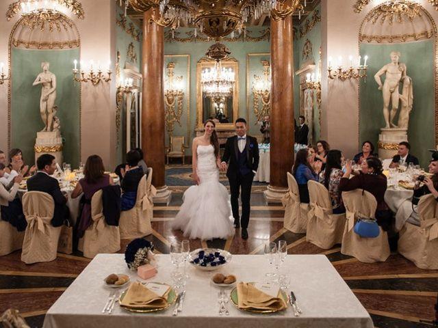 Il matrimonio di Takaharu e Erica a Firenze, Firenze 29