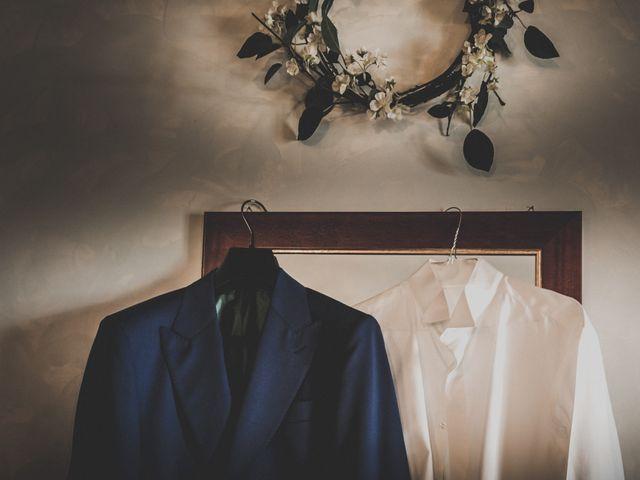 Il matrimonio di Marco e Marie a Castel Sant'Elia, Viterbo 1