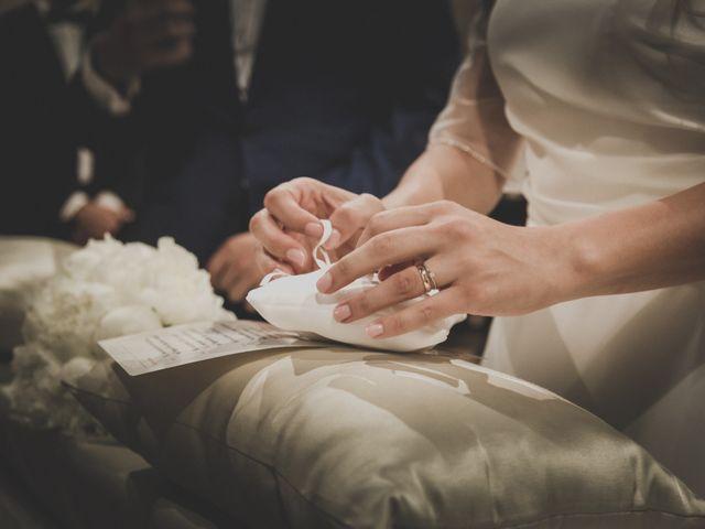 Il matrimonio di Marco e Marie a Castel Sant'Elia, Viterbo 8