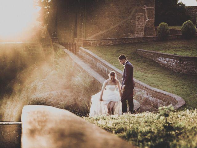 Il matrimonio di Marco e Marie a Castel Sant'Elia, Viterbo 19