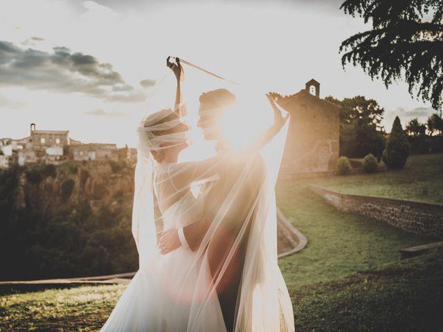 le nozze di Marie e Marco