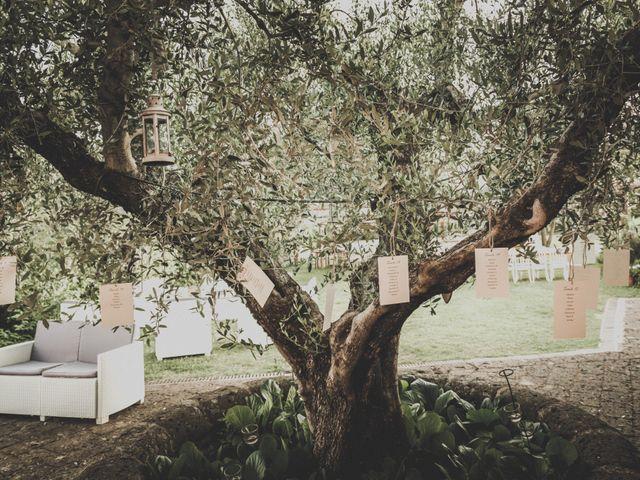 Il matrimonio di Marco e Marie a Castel Sant'Elia, Viterbo 25