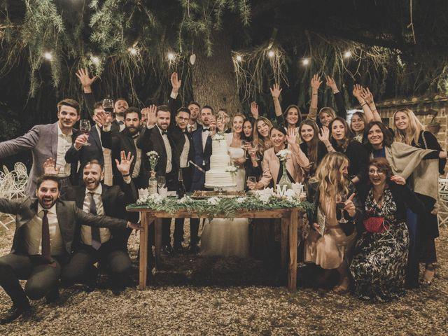 Il matrimonio di Marco e Marie a Castel Sant'Elia, Viterbo 28