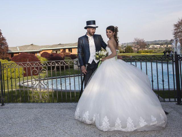 Le nozze di Valentina e Hermes