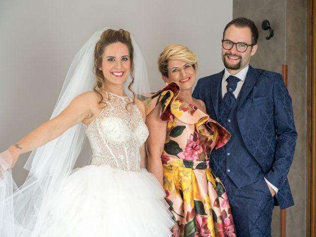 Il matrimonio di Sara e Alessio a Palestrina, Roma 12