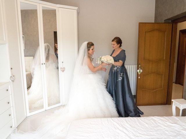 Il matrimonio di Sara e Alessio a Palestrina, Roma 23