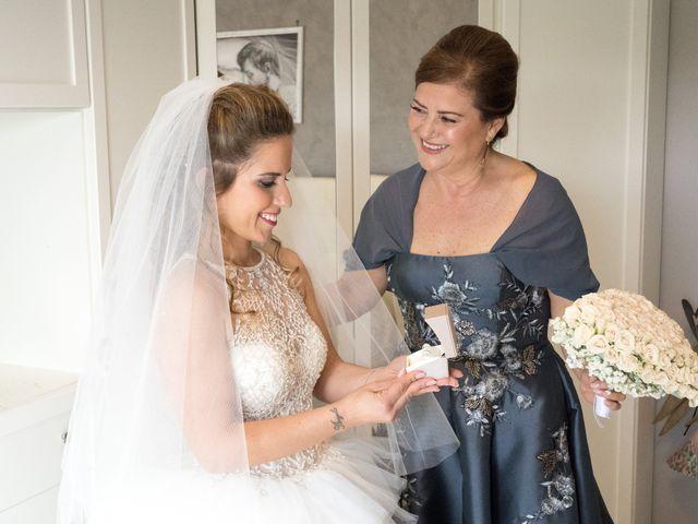 Il matrimonio di Sara e Alessio a Palestrina, Roma 24