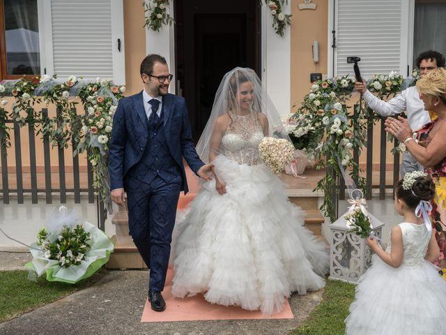 Il matrimonio di Sara e Alessio a Palestrina, Roma 25