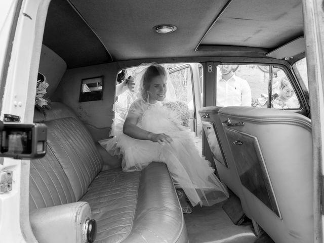 Il matrimonio di Sara e Alessio a Palestrina, Roma 26