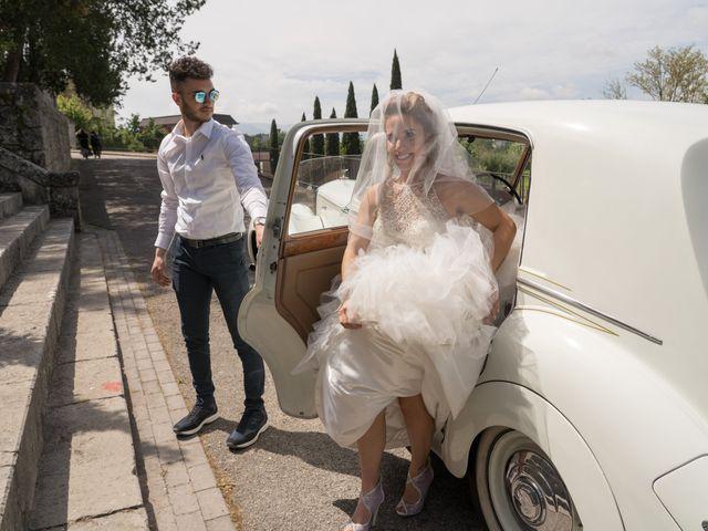 Il matrimonio di Sara e Alessio a Palestrina, Roma 42