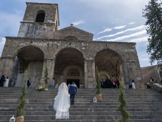 Il matrimonio di Sara e Alessio a Palestrina, Roma 43