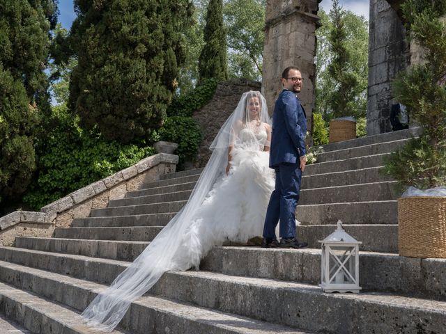 Il matrimonio di Sara e Alessio a Palestrina, Roma 44