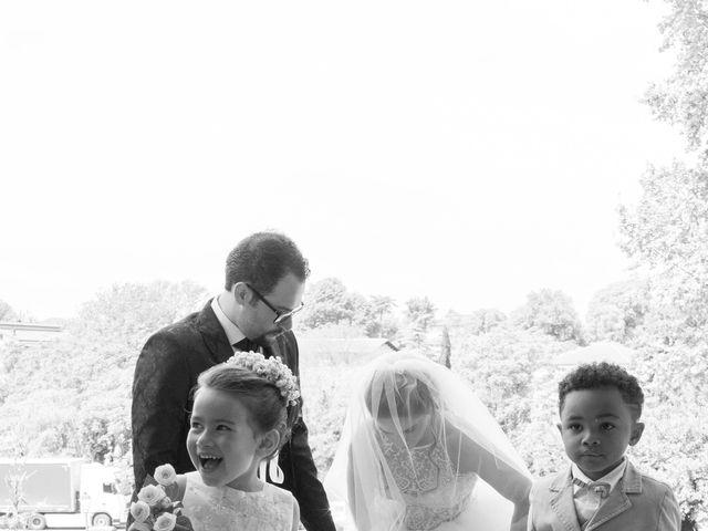 Il matrimonio di Sara e Alessio a Palestrina, Roma 45