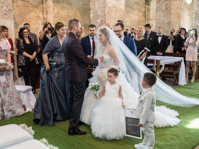 Il matrimonio di Sara e Alessio a Palestrina, Roma 47