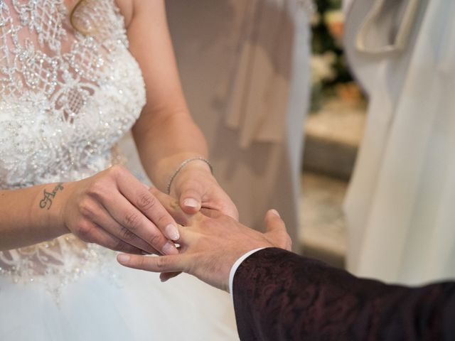 Il matrimonio di Sara e Alessio a Palestrina, Roma 50