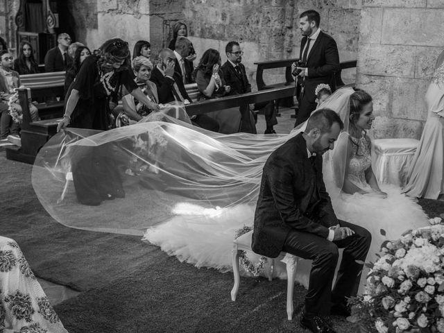 Il matrimonio di Sara e Alessio a Palestrina, Roma 52