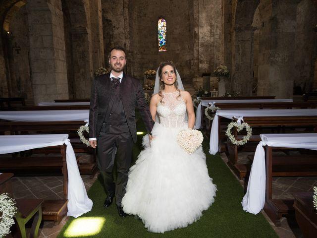 Il matrimonio di Sara e Alessio a Palestrina, Roma 56