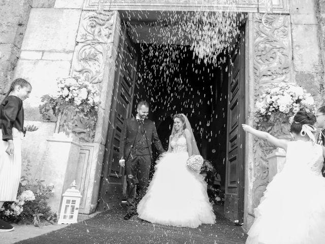 Il matrimonio di Sara e Alessio a Palestrina, Roma 57