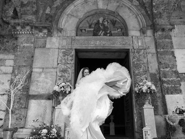 Il matrimonio di Sara e Alessio a Palestrina, Roma 60