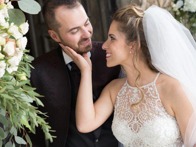 Il matrimonio di Sara e Alessio a Palestrina, Roma 61