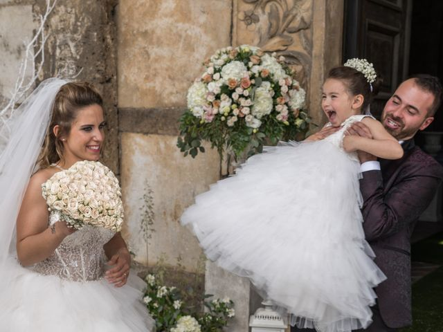 Il matrimonio di Sara e Alessio a Palestrina, Roma 64