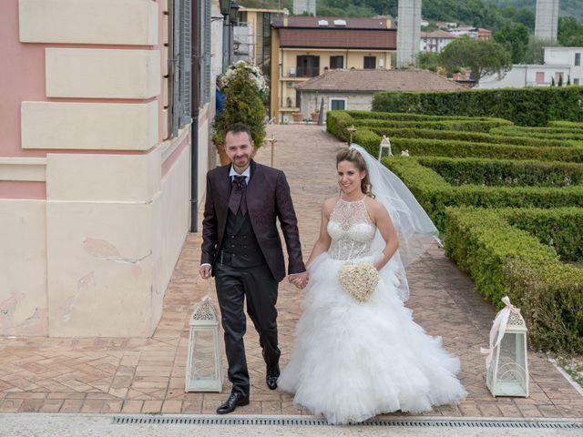 Il matrimonio di Sara e Alessio a Palestrina, Roma 68