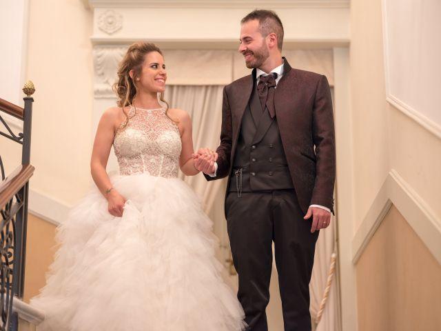 Il matrimonio di Sara e Alessio a Palestrina, Roma 1