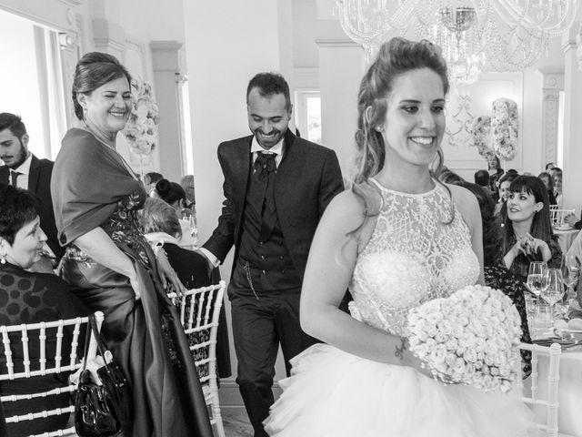 Il matrimonio di Sara e Alessio a Palestrina, Roma 77