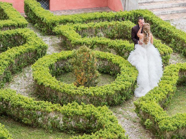 Il matrimonio di Sara e Alessio a Palestrina, Roma 81